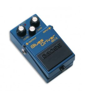 3/4 photo of Boss BD 2 effects pedal