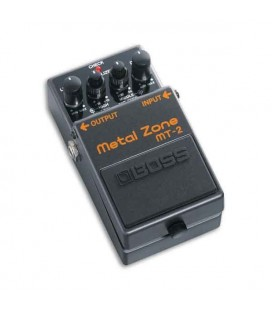 3/4 photo of pedal Boss MT-2
