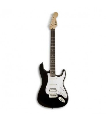 Electric Guitar Fender Squier Bullet Strat IL HSS Black