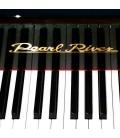 Grand Piano Pearl River GP170 PE ketboard and logo