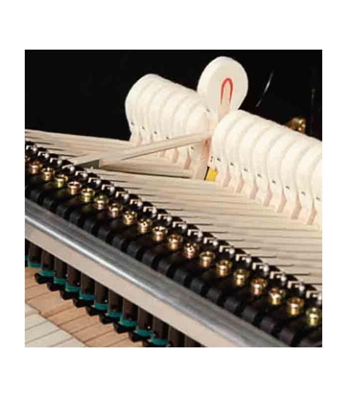 grand piano kawai gl20 156cm black polish 3 pedals