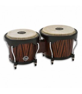 LP Pair of Bongos LPA601NY CWM in Wood