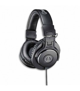 Audio Technica Headphones ATH M30X Professional Studio Monitor
