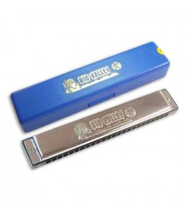 Hohner Harmonica Big Valley in C 2550 48