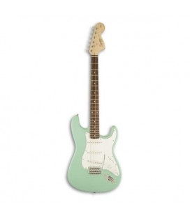 Electric Guitar Squier Affinity Stratocaster RW Surf Green