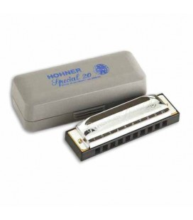 Hohner Harmonica Special 20 in F 560 20 F