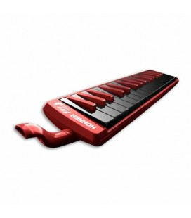 Hohner Melodica 943274 Fire 32 Red or Black