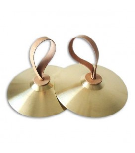 Honsuy Pair of Cymbals 67150 15cm
