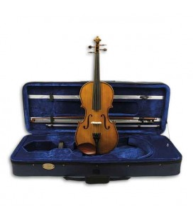 """Photo of viola Stentor Student I 12"""" with bow and case"""