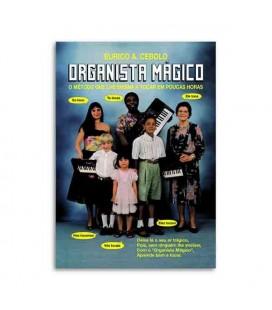 Eurico Cebolo Book Método Organista Mágico OM