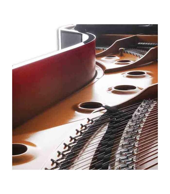 grand piano kawai gx7 229cm black polish 3 pedals