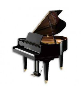 Kawai Grand Piano GL10 152cm Polished Black 3 Pedals