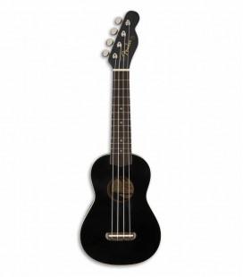 Fender Soprano Ukulele Soprano Venice Black
