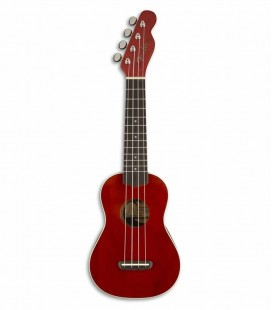Fender Soprano Ukulele Soprano Venice Cherry