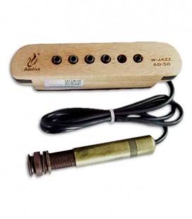 Adeline Pickup AD 50 for Acoustic Guitar Soundhole