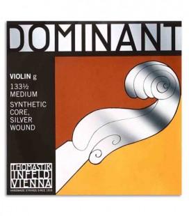 String Thomastik Dominant 133 Violin 1/2 4th G
