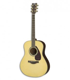 Yamaha Electroacoustic Guitar LL6 ARE Spruce and Rosewood Natural with Bag