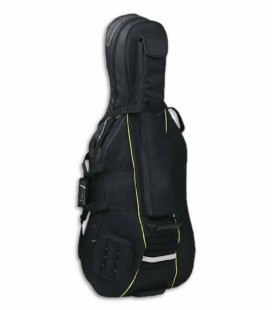 Turtle Padded Cello Bag CS25 3/4 with wheels
