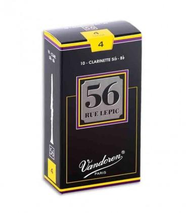 Vandoren Reed Clarinet 4 CR504 56 Rue Lepic