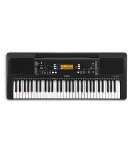 Top photo of keyboard Yamaha PSR E363