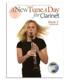 A New Tune a Day Book 2 with CD