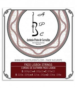 APC Portuguese Guitar String Set CORGFLS Lisbon Model