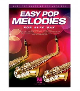 Easy Pop Melodies Sax Alto