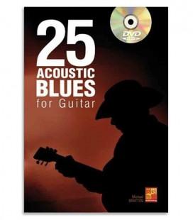 25 Acoustic Blues for Guitar