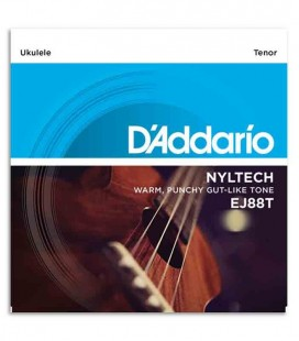 DAddario Tenor Ukulele String Set EJ88T