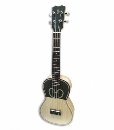 Photo of ukulele APC CS103 Concert Ray Soundhole