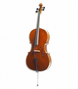 Stentor Cello Conservatoire with Bow and Gig Bag