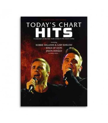 Todays Chart Hits Male Voices