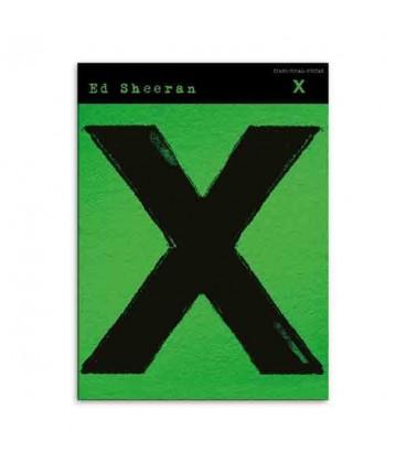 Music Sales Book Sheeran Ed X AM1009338