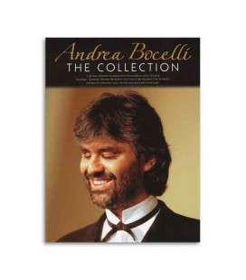 Music Sales Book Andrea Bocelli AM994862