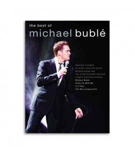 Music Sales Book Best of Michael Bubl?? AM996545