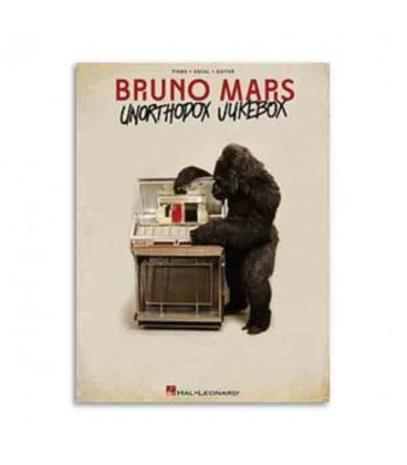 Bruno Mars Unurthodox Jukebox