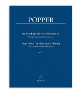 Popper Studies for Cello OP73