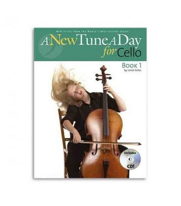 Cover of book A New Tune a Day Cello Book 1