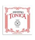 Pirastro Violin Strings Set Tonica 412021 4/4