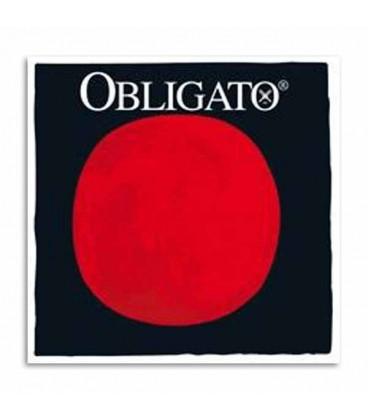 Pirastro Violin Strings Set Obligato 411026 4/4