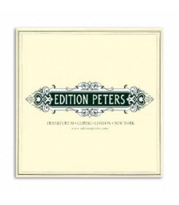 Kayser 36 Violin Studies Opus 20 Peters