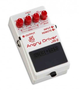Boss Pedal JB-2 Angry Driver Overdrive Distortion