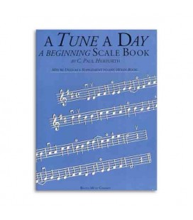 A Tune A Day Violin Beginning Scale Book