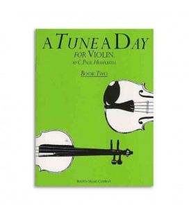 Music Sales Book Tune A Day Violin Book 2 BM10298
