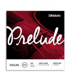 String Set DAddario J810 Violin Prelude