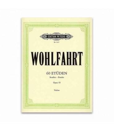 Wohlfahrt 60 Violin Studies OPUS 45 Peters