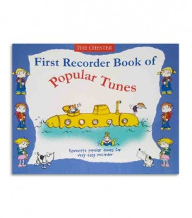 First Recorder Book of Popular Tunes