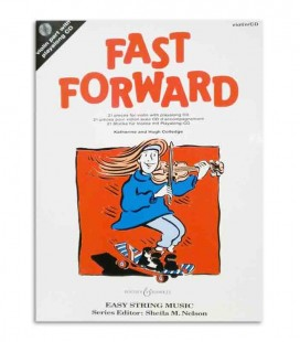 Colledge Fast Forward 21 Violin Pieces with CD