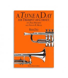 Tune A Day For Trumpet Book 2
