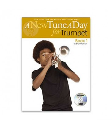 A New Tune A Day Trumpet Book CD